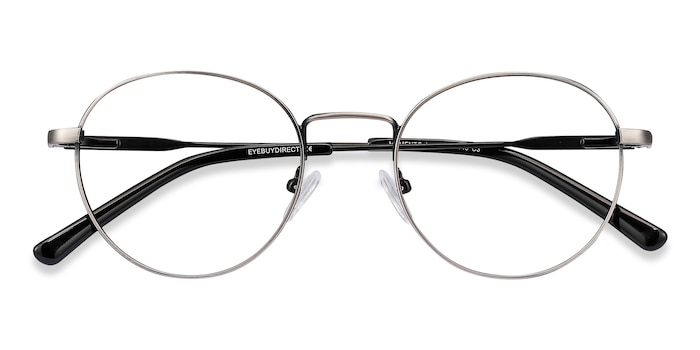 Gunmetal Memento -  Metal Eyeglasses