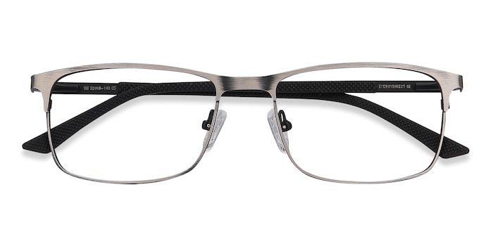 Gunmetal WIT -  Metal Eyeglasses
