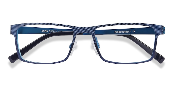 Blue Soon -  Metal Eyeglasses