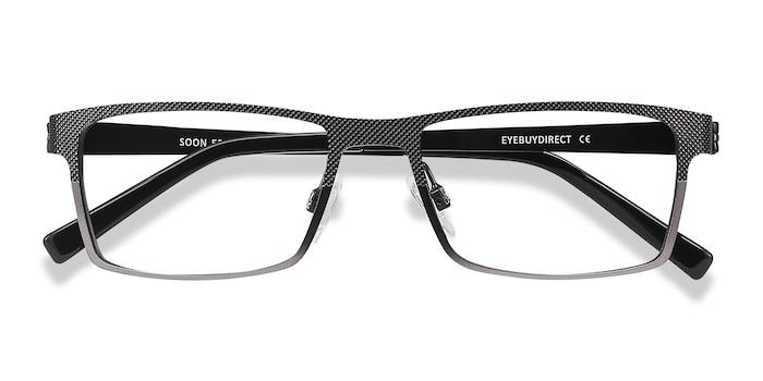 Gray Soon -  Metal Eyeglasses