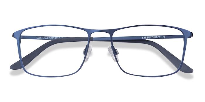 Blue Daytona -  Metal Eyeglasses