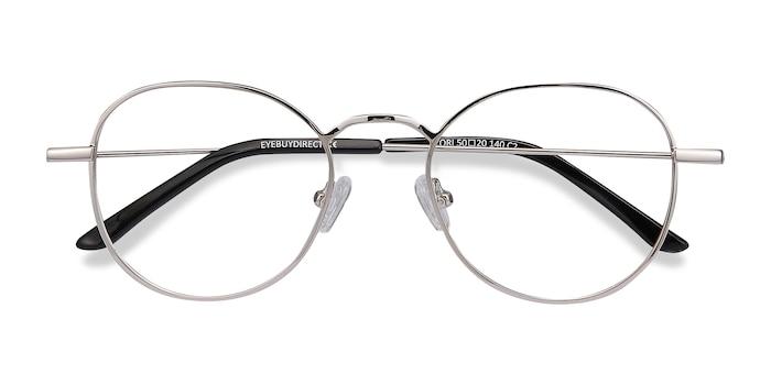 Silver Cori -  Metal Eyeglasses