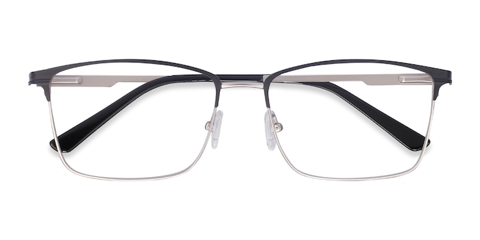 Black Castle -  Metal Eyeglasses