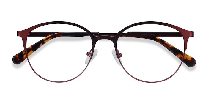Red Emma -  Metal Eyeglasses