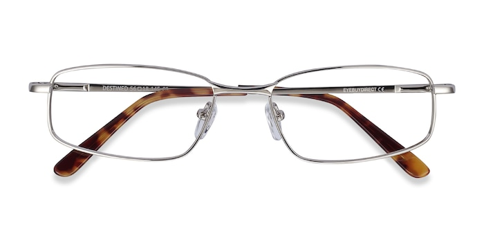 Silver Destined -  Metal Eyeglasses