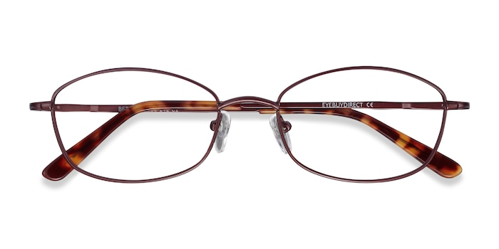 Brown Betty -  Metal Eyeglasses