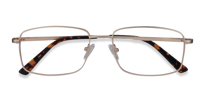 Gold Onex -  Metal Eyeglasses