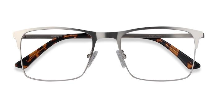 Silver Vigo -  Metal Eyeglasses