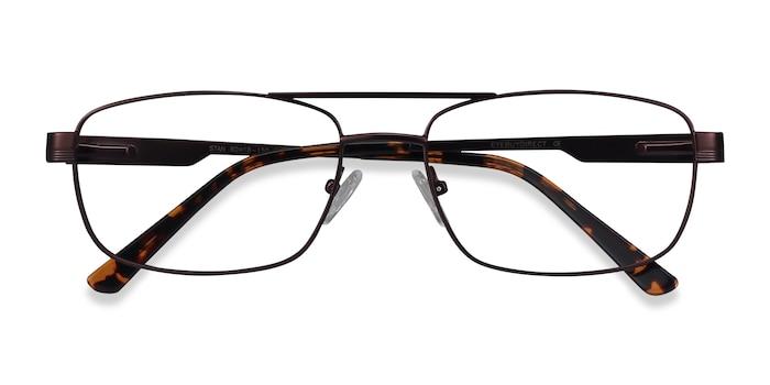 Coffee Stan -  Metal Eyeglasses