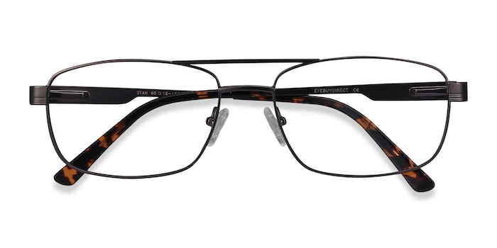 Gunmetal Stan -  Metal Eyeglasses