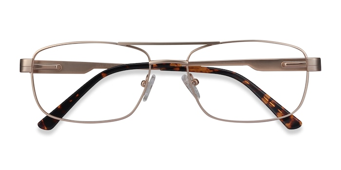 Gold Stan -  Metal Eyeglasses