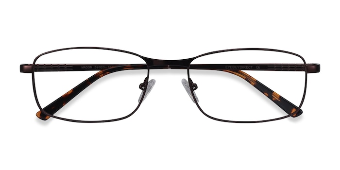 Coffee Madon -  Metal Eyeglasses