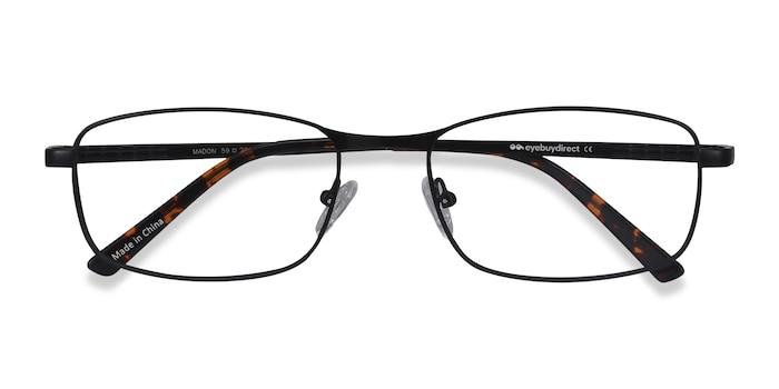 Black Madon -  Metal Eyeglasses