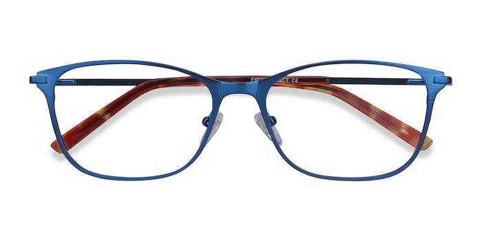 Blue Modena -  Metal Eyeglasses