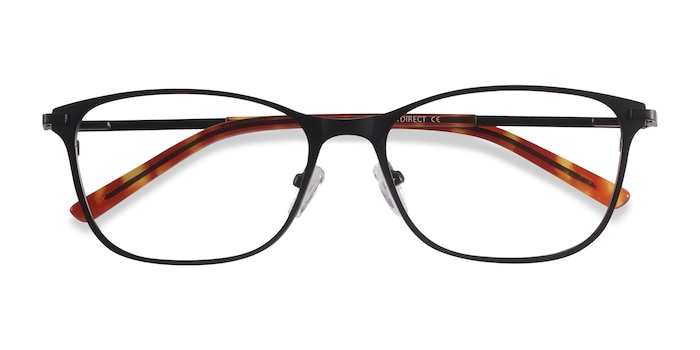 Black Modena -  Metal Eyeglasses