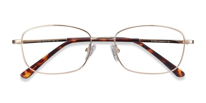 Golden Path -  Lightweight Metal Eyeglasses