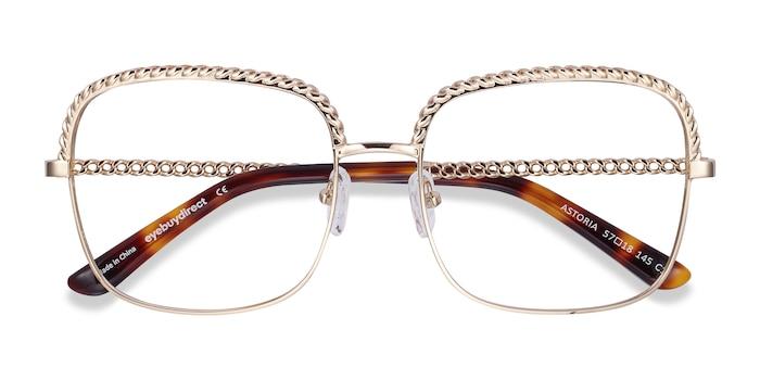 Gold Astoria -  Fashion Metal Eyeglasses
