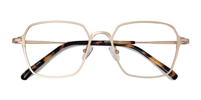 Gold Holden -  Metal Eyeglasses