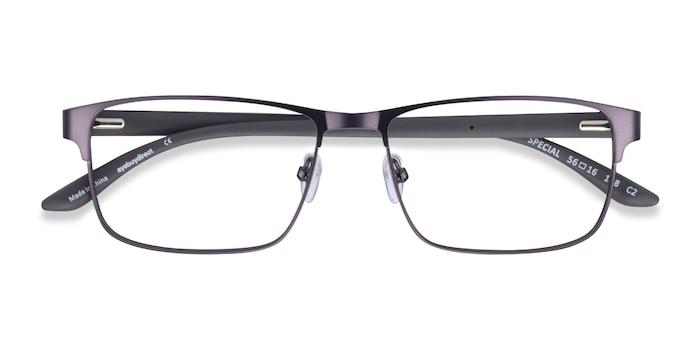 Gunmetal Special -  Carbon Fiber Eyeglasses