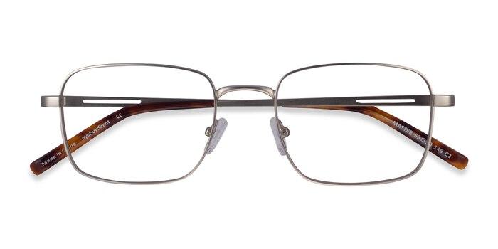 Silver Master -  Metal Eyeglasses