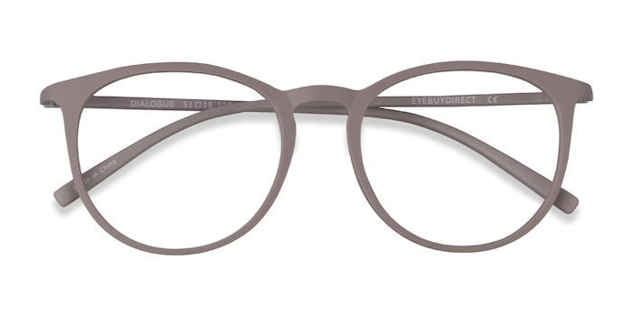 Faded Rose Dialogue -  Fashion Plastic Eyeglasses