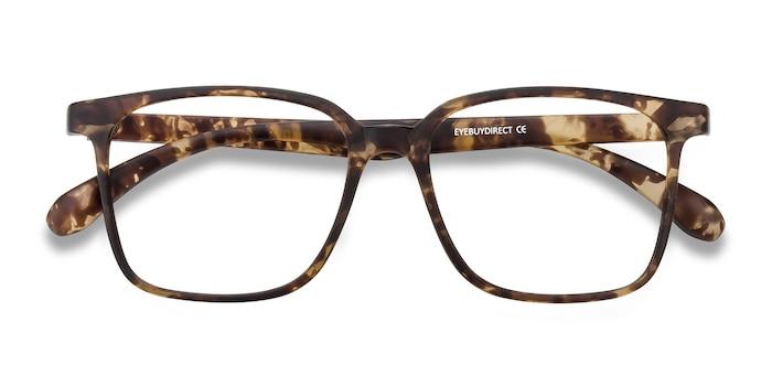 Matte Tortoise Magnus -  Plastic Eyeglasses