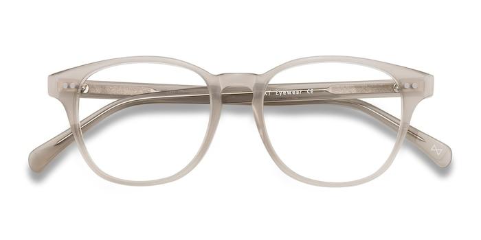 Clear Gray Lucid -  Vintage Acétate Lunettes de Vue