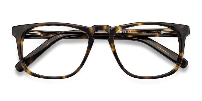 Tortoise Rhode Island -  Acetate Eyeglasses
