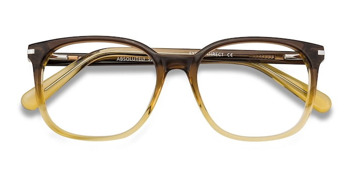Brown Absolutely -  Acetate Eyeglasses
