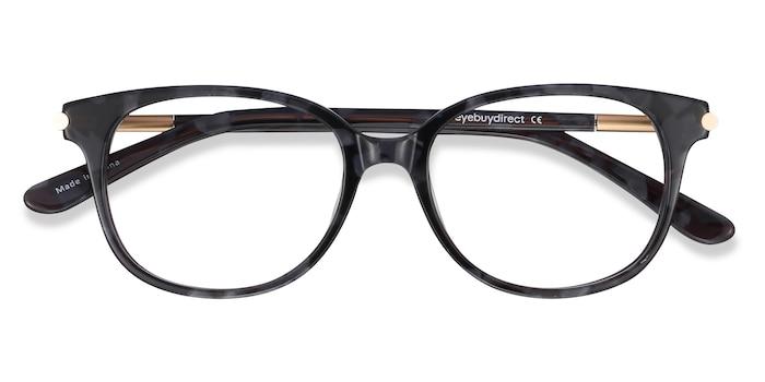 2fe6347482 Gray Floral Jasmine - Acetate Eyeglasses
