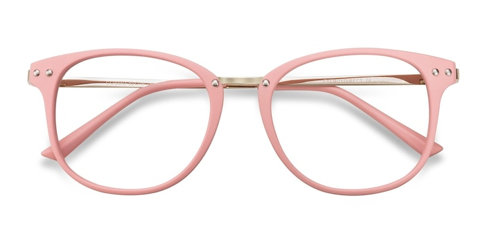 Pink Cosmo -  Metal Eyeglasses