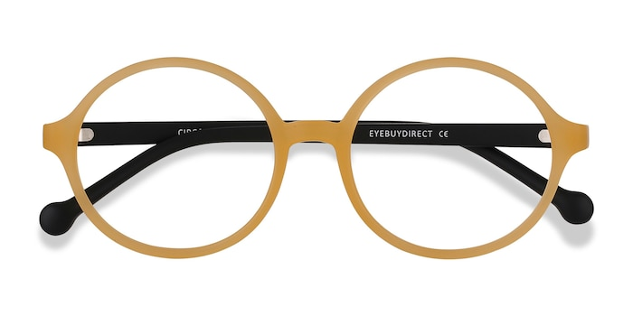 Yellow Circo -  Plastic Eyeglasses