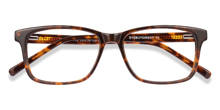Tortoise Prologue -  Acetate Eyeglasses
