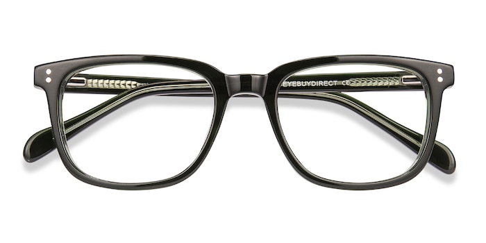 Green Kent -  Acetate Eyeglasses