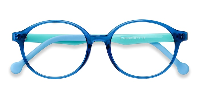 Clear Blue Daylight -  Plastic Eyeglasses