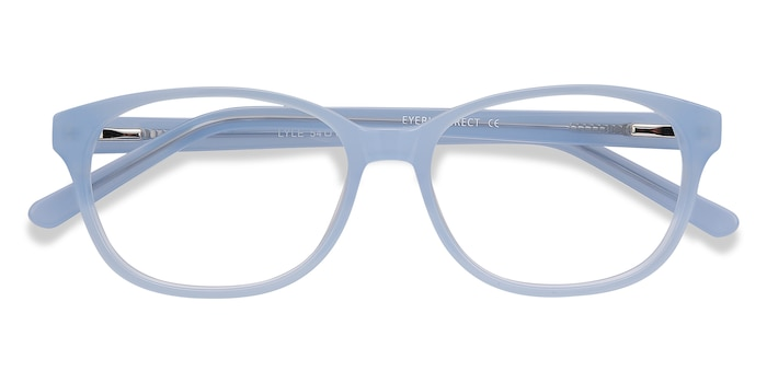 Blue Lyle -  Acetate Eyeglasses