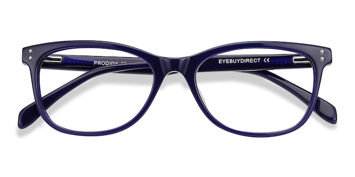 Blue Prodigy -  Acetate Eyeglasses
