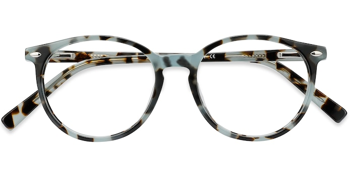 Green Tortoise Blink -  Acetate Eyeglasses