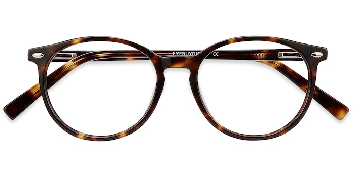 Tortoise Blink -  Acetate Eyeglasses