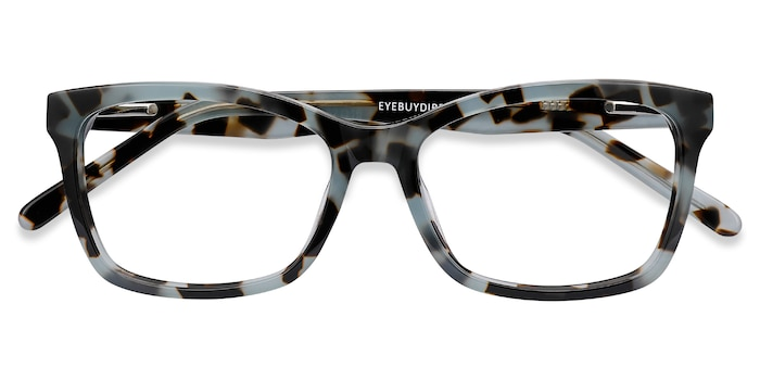 Green Tortoise Mode -  Acetate Eyeglasses