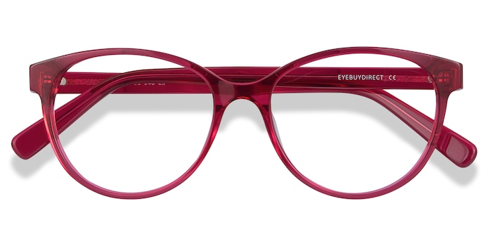 Red Laya -  Acetate Eyeglasses