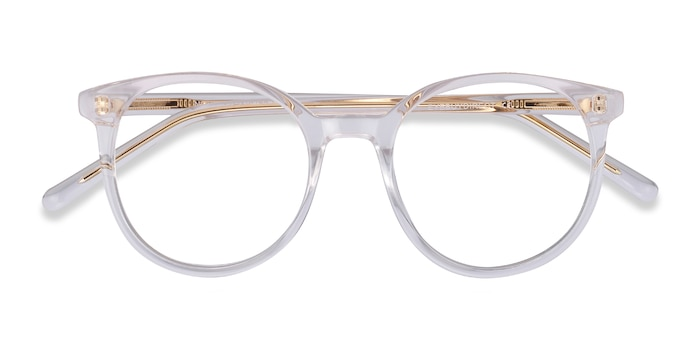 Clear Noun -  Acetate Eyeglasses