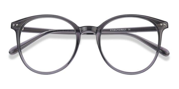 Gray Noun -  Plastic Eyeglasses