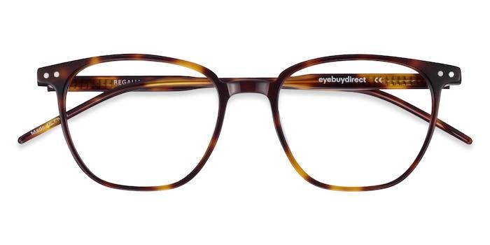 Tortoise Regalia -  Acetate Eyeglasses