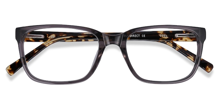Gray Demo -  Acetate Eyeglasses