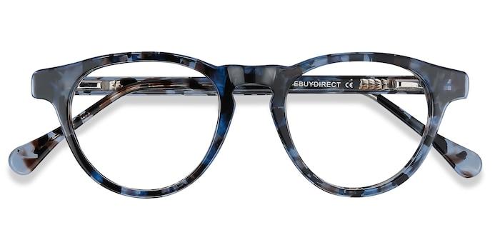 Blue Tortoise Marine -  Acetate Eyeglasses