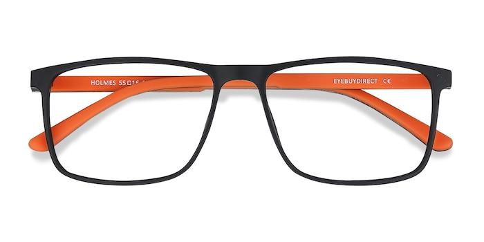 Black Holmes -  Plastic Eyeglasses