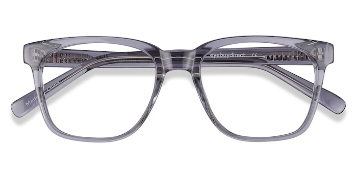 Gray Jamie -  Fashion Acetate Eyeglasses