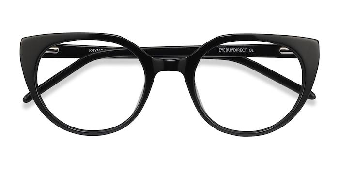 Black Rhyme -  Fashion Acetate Eyeglasses