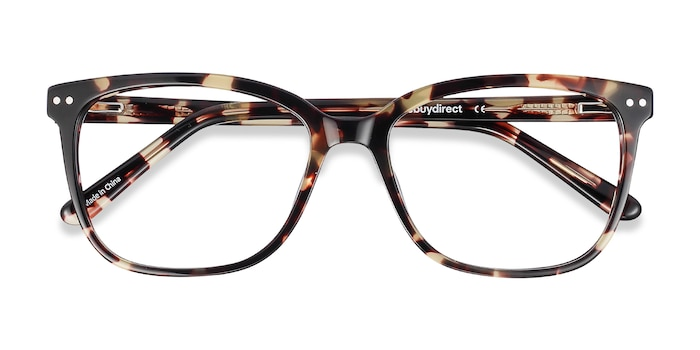 Tortoise North -  Fashion Acetate Eyeglasses
